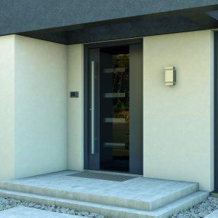 ECO Polar Passzív bejárati ajtó
