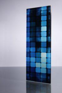 kék üveg
