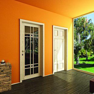 CPL/HQL  vázkeretes ajtó