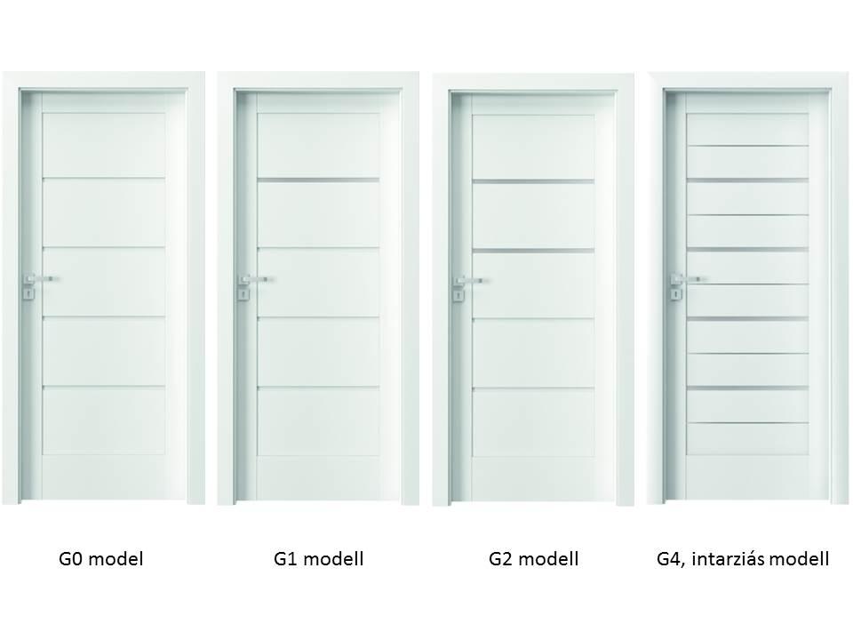 Verte_beltéri ajtó modellek_DOORina