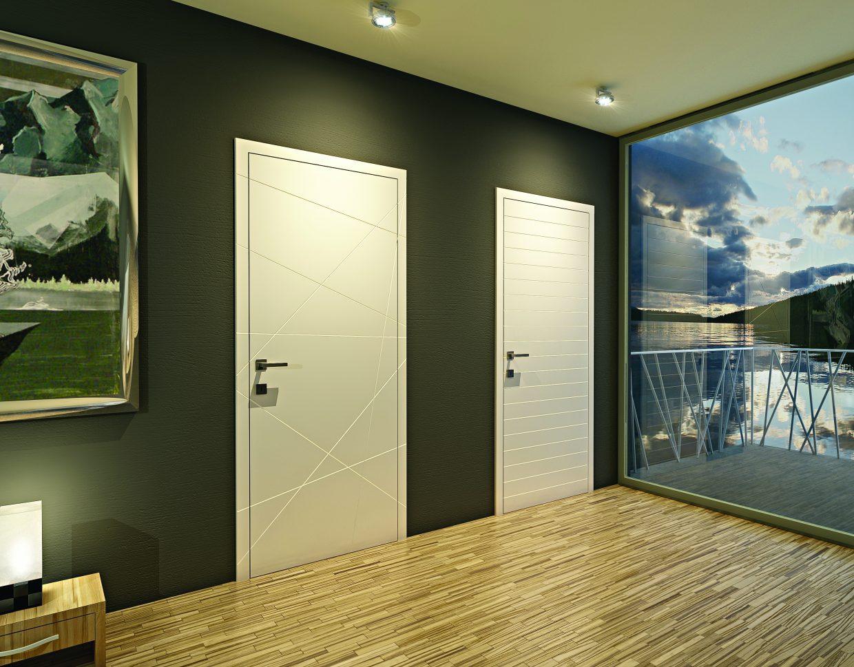 Egyedi festett ajtók