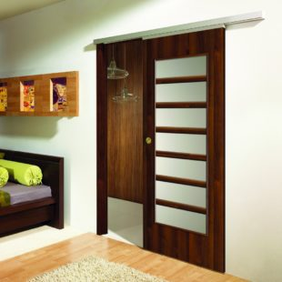 Porta – Alu tolóajtó szerkezet
