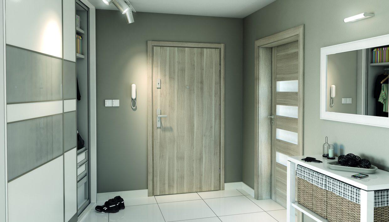OPÁL Plus – bejárati ajtó