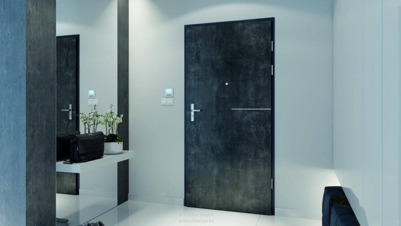 Gránit – biztonsági bejárati ajtó