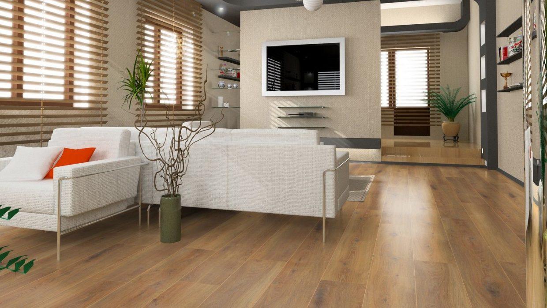 Rooms Loft – laminált padló